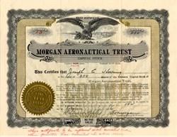 Morgan Aeronautical Trust - Philadelphia, Pennsylvania 1926
