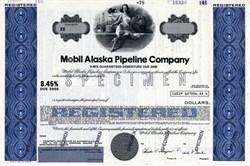 Mobil Alaska Pipeline Company - 1978