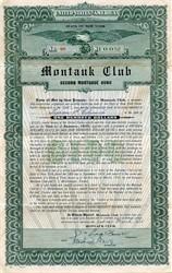 Montauk Club - New York 1935