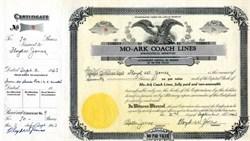 Mo-Ark Coach Lines - Missouri 1943