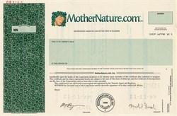MotherNature.com - Delaware 1999