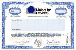 Molecular Devices -Delaware
