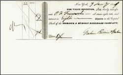 Mohawk & Hudson Railroad 1839