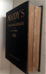 Moody's Steam Railroads Manual (American and Foreign) - 1940