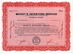 Moody's Investors Service - New Jersey