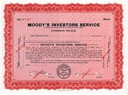 Moody's Investors Service - New Jersey