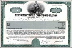 Montgomery Ward Credit Corporation
