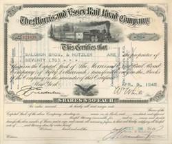 Morris and Essex Rail Road Company