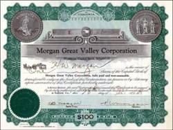 Morgan Great Valley Corporation