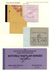 Motor Vehicle Specimen Documents