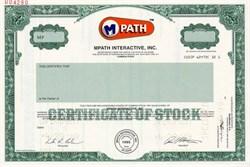 MPath Interactive, Inc. - Delaware