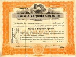 Murray & Tregurtha Corporation - Massachusetts 1920