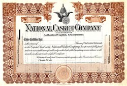 National Casket Company - United States