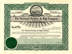 National Poultry & Egg Company - Kansas
