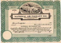National Air Pageant, Inc. - New York