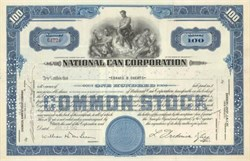 National Can Corporation 1942 - Delaware