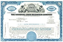 National Cash Register Company - NCR Computers