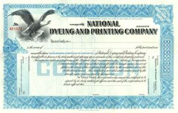 National Dye and Printing Company