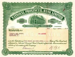 National Provincial Bank Limited