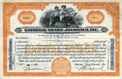 National Trade Journals, Inc. - Delaware 1929