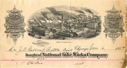 National Tube Works Company (acquired and merged in U.S. Steel ) - Illinois 1888