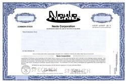 Nexle Corporation - Delaware