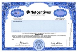 Netcentives, Inc. - Delaware