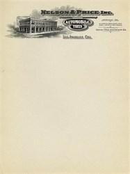 Nelson & Price Inc. Automoblie Tires- Los Angeles, California