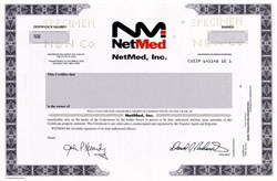 NetMed, Inc. - Ohio