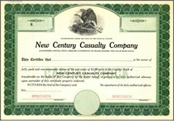 New Century Casualty Company - Illinois