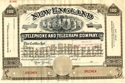 New England Telephone and Telegraph Company - New York