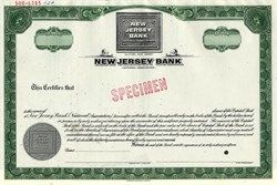 New Jersey Bank - Clifton, New Jersey