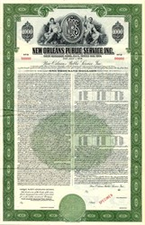New Orleans Public Service, Inc. - Louisiana 1944