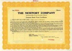 Newport Company (Newport Industries)