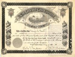 New York and Coney Island Railroad Company - Brooklyn, New York 1908