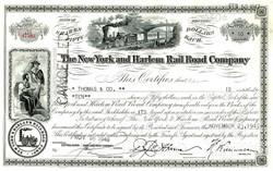 New York and Harlem Rail Road Company