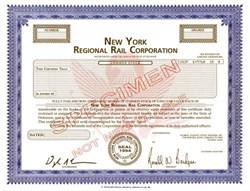 New York Regional Rail Corporation