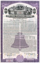 New York Telephone Company 1954