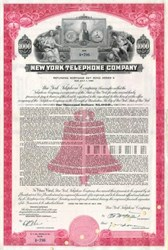 New York Telephone Company - 1958