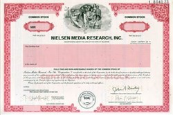 Nielsen Media Research, Inc.