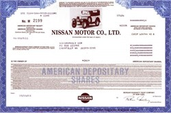 Nissan Motor Company , Limited