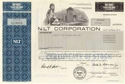 NLT Corporation (Now American General Corporation )
