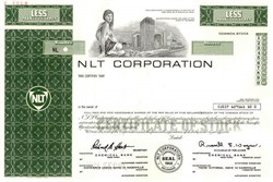 NLT Corporation ( Now American General )