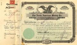 North American Mining Company - Colorado 1925