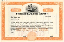 Northern Bank Note Company - Illinois