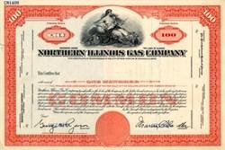 Northern Illinois Gas Company (Now Nicor Inc.)  - Illinois