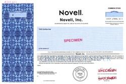 Novell, Inc. - Delaware