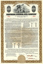 Northern Natural Gas Company - Delaware 1963