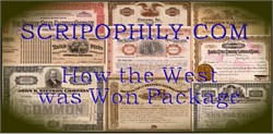 """How the West Was Won"" Discount Certificate Package"