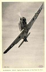 "Blackburn ""SKUS"" Fighter Dive Bomber WW ll"